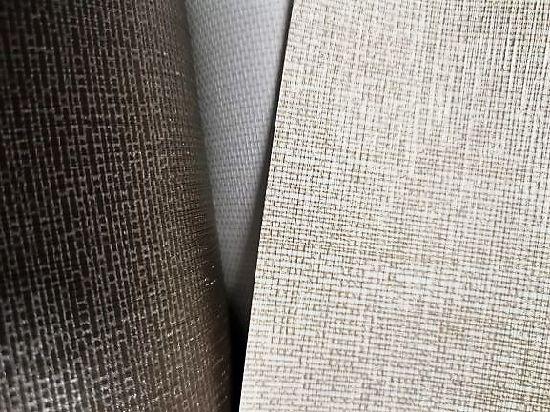 Osnaburg Mesh Fabric Scrim Polyester Cotton Cloth