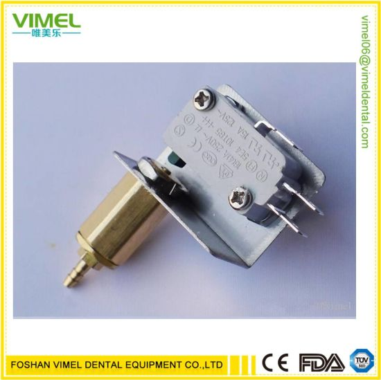 Dental Air Control Electric Switch /Air-Electric Switch Dental Chair Accessories pictures & photos