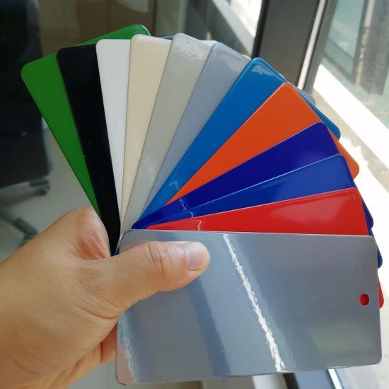 China Nanjing New Material Powder Coating Paint - China