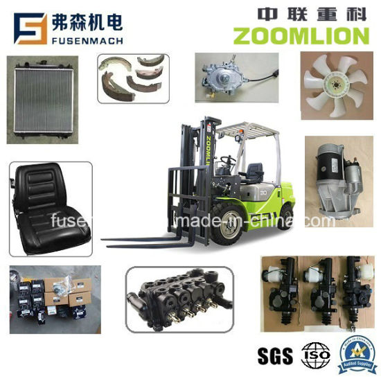 Genuine Spare Parts for Zoomlion Chery Forklift All Models Wholesale Price