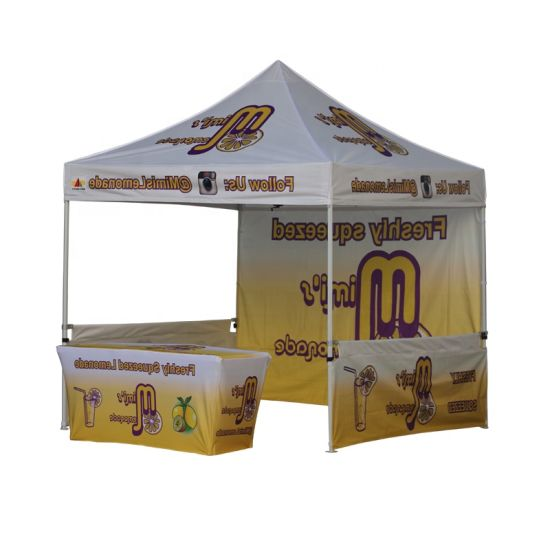 High Quality Trade Show Tent 3X3m with Logo