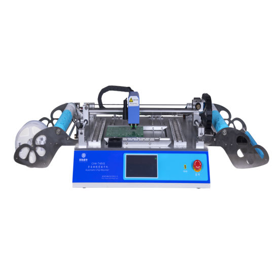 LED Pick and Place Machine Chm-T48vb with Low Cost