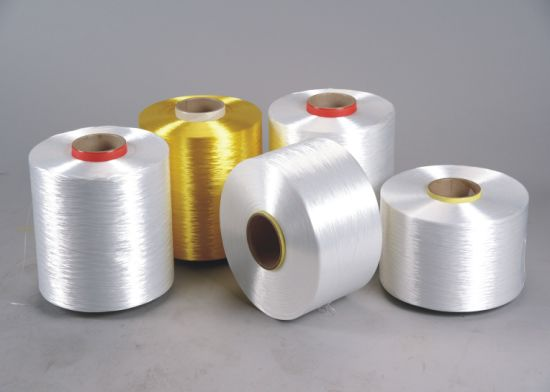 2000d 2200dtex High Tenacity Low Elongation Polyester Yarn