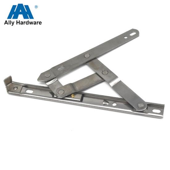 Aluminum Window Stainless Steel UPVC Adjustable Casement Friction Window Stays