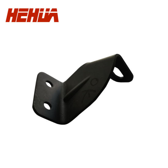 OEM High Quality Precision New Design Black Panting Stamping Parts for Mobile Phone Parts