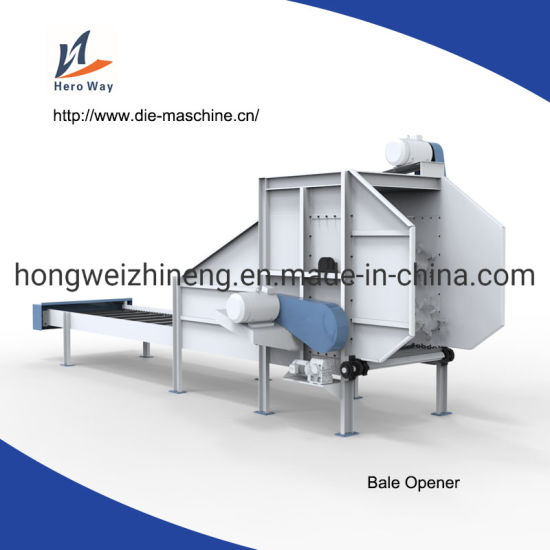 Biomass Bale Breaker for Straw