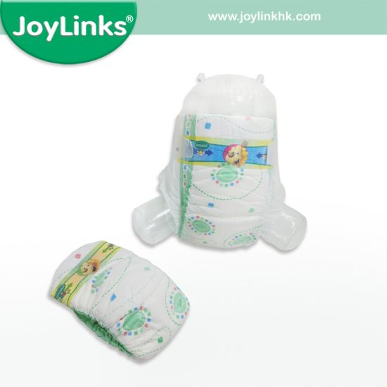 Super Soft Breathable Ultra Thin Disposable Diaper for Babies