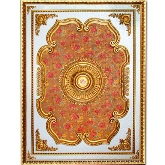 Banruo Design 3D Luxury Ceiling Panel Tiles Board pictures & photos