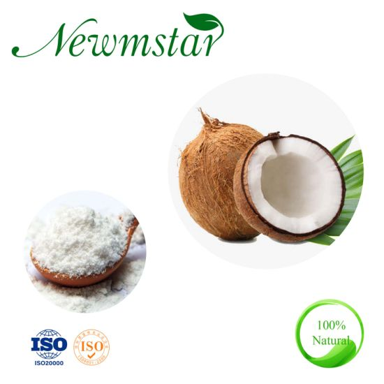 Low Fat Desiccated Instant Bulk Organic Pure Coconut Powder for Beverage