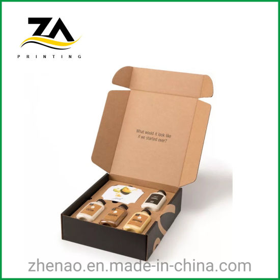 High Quality Custom Corrugated Box Shipping Packaging Paper Box