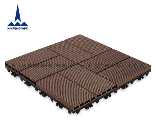DIY Deck Tiles WPC Outdoor Flooring Decking