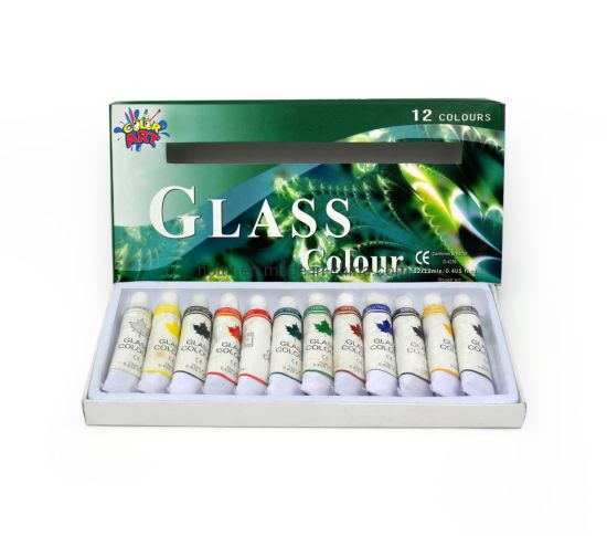 Colorful Drawing Decorate Glass Window Paint Marker