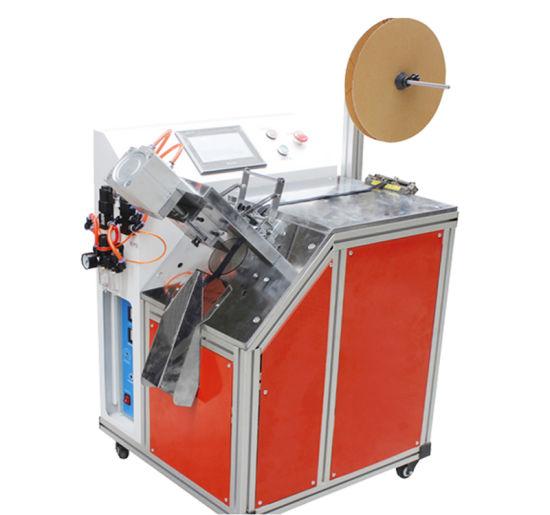 Wl-C80/C100 Multi-Shape Nylon Webbing Cutter Machine Ultrasonic Tape Cutting Machine