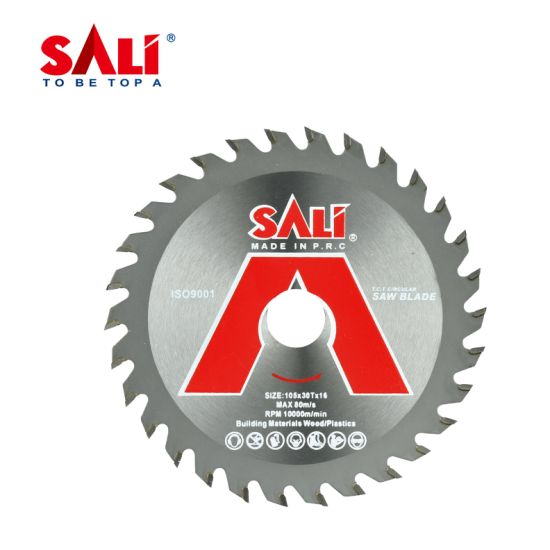 Excellent Comprehensice Cutting Performance High Cutting Efficiency Tct Saw Blade