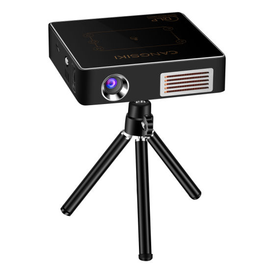 New Wireless Connection Mini HD Projector 2g RAM 16g Quick Projetor Smart DLP Mini Projector for Home