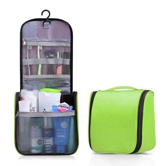 Large Capacity Organizer Travel Wash Bag Hanging Cosmetic Toiletry Bag