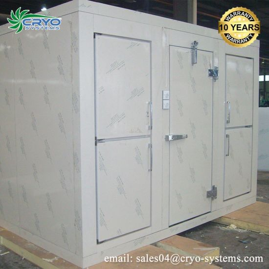 China Commercial Storage Walk in Cooler Cuarto Frio Fur Storage Room ...