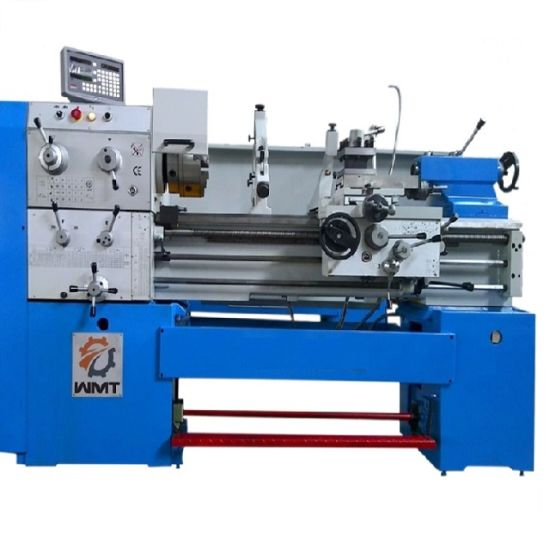 CD6250c Conventional Precision Lathe Machinery for Metal Cutting