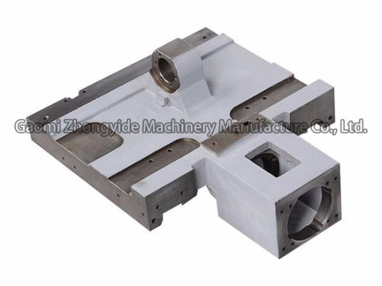 Hardware Iron Casting Part for CNC Milling Machine, Lathe, CNC Turning, Drilling, Tapping, Bar Processing Machine Tool