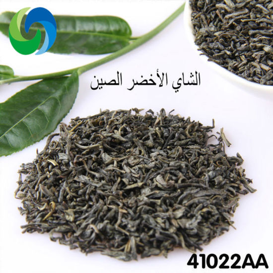 41022AA Wholesale Chinese Chunmee Green Tea Packaging Organic Tea pictures & photos