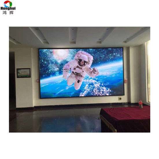 High Quality HD Resolution P4 Indoor Video Full Color LED Panel Screen