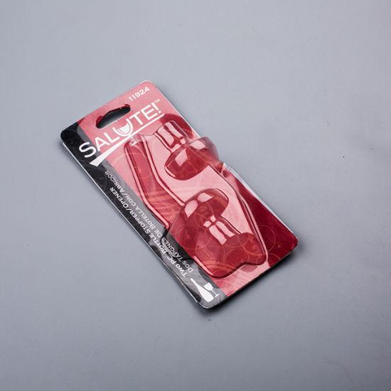 High Quality Custom Clear PVC Plastic Blister Card Packaging