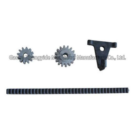German Investment Iron Casting for Rolling Shutter Door Accessories / Components /Spare Parts