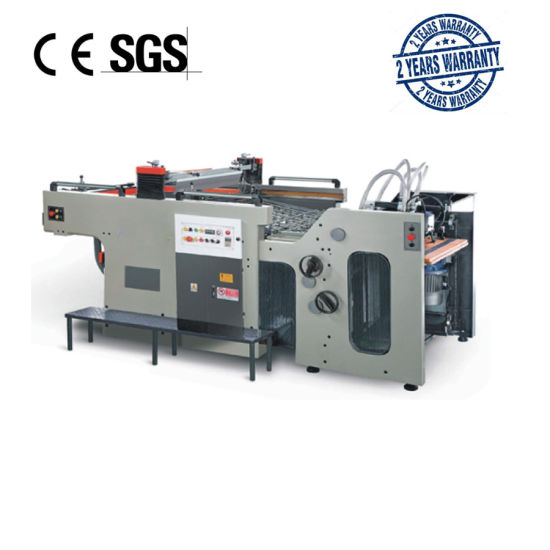 FB-720/780/1020 Automatic Auto Swing Cylinder Silk Screen Printing Machine with CE