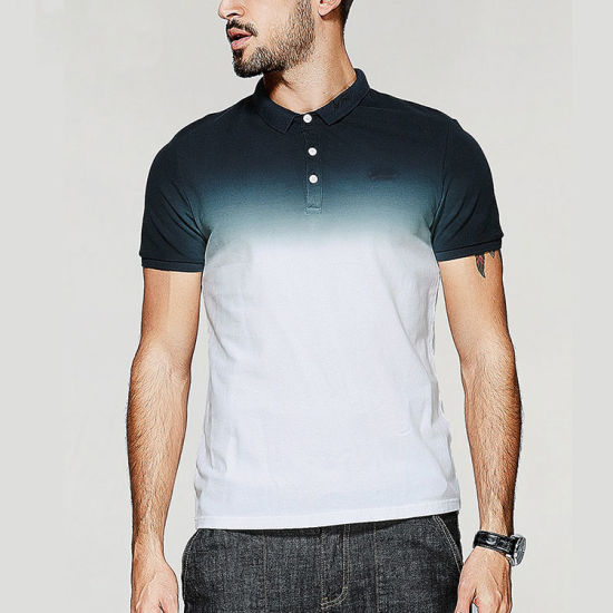 China 2018 Wholesale Clothing Short Sleeve Polo Shirts Printing For