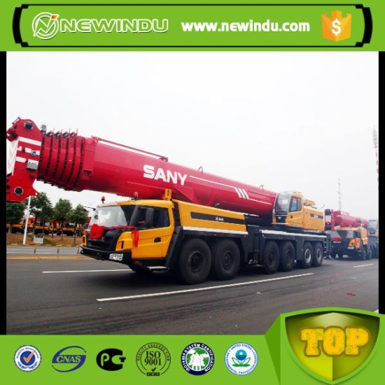 Sany All Terrain Truck Crane Sac3000 with Good Price pictures & photos