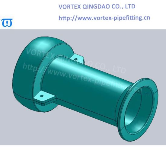 Dm Series Ductile Iron Half Shell with Stainless Steel Bolt/Nuts/Washer for Undersea Water Cable pictures & photos