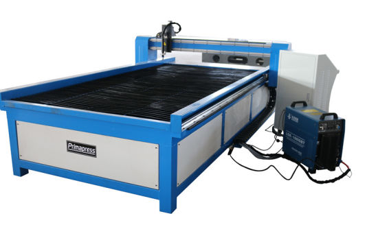 High Quality 1530 Automatic Steel Cutter Plasma Metal Cutting Machine with Hypertherm Power Source pictures & photos