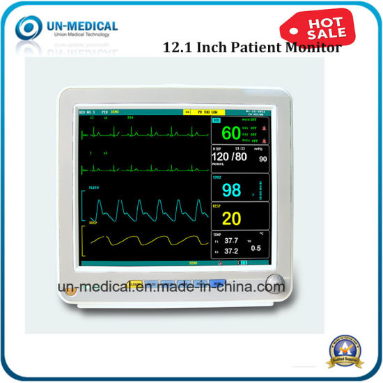 Large Display Screen Patient Monitoring Equipment for Hospital