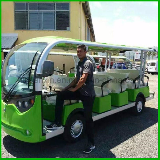 Manufacture 6 Seaters Electric Car for Golf Club New Style Price 6 Seater Electric Golf Car pictures & photos