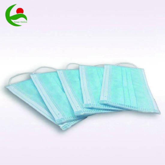 3 Ply Surgical Disposable Ear Loop Face Mask Daily Protective Use Face Mask Children Mask