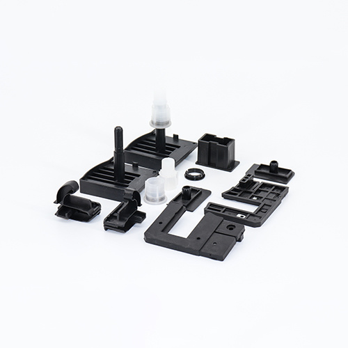 Used Plastic Injection Mould of Multifunctional Plastic Window Accessories
