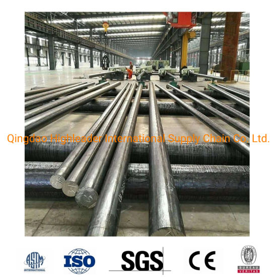 C45 S45c SAE1045 Hot Forged Carbon Steel Round Bar pictures & photos