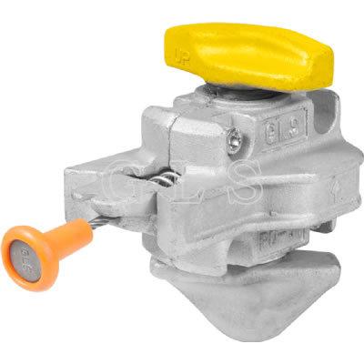 Semi-Automatic Twistlock for Container Lashing