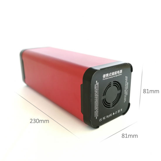 High Capacity Battery Pack Car Jump Starter with QC3.0 Fast Charge 40000mAh Pd Power Bank