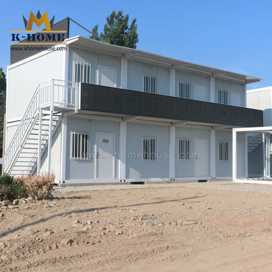 Modular Home Prefabricated Accommodation Container