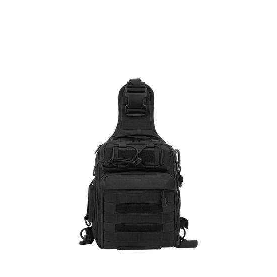 Fishing-Backpack for Outdoor Gear Storage Tackle-Bag 5.25X12X9 Waterproof Sling Bag
