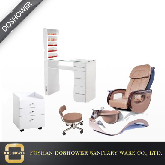 Wholesale Manicture SPA Pedicure Chairs with Nail Manicure Table