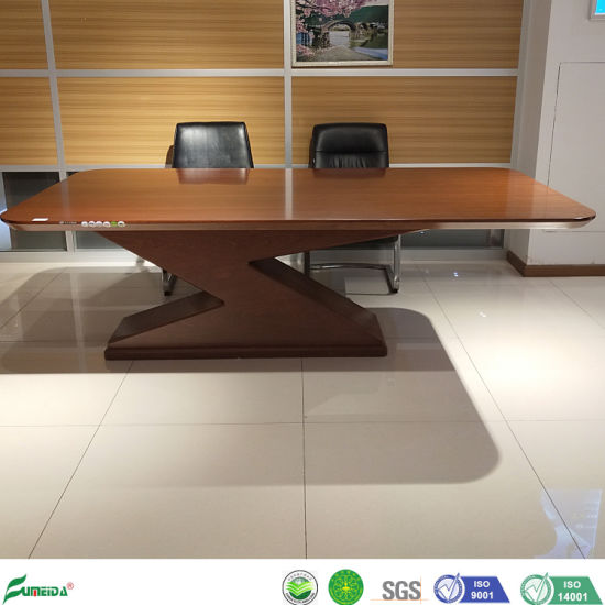 Modern Meeting Room Office Conference Table and Chairs for Office Furniture