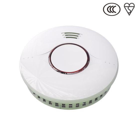 Photoeletric Smoke Alarm with RF