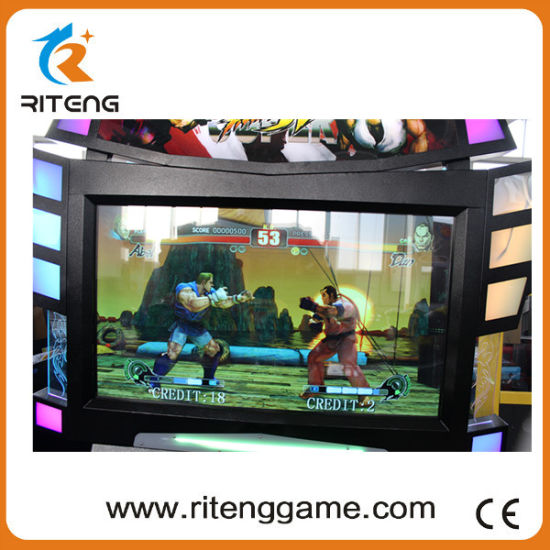 HDMI Input 55 Inch Monitor Street Fighter Arcade Machine pictures & photos