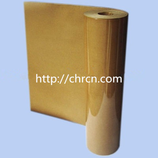 Insulation Paper Brown Color 6521 Polyester Film/Presspaper pictures & photos