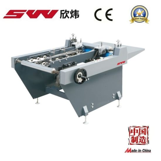 Hardcover Double Side Covering Machine