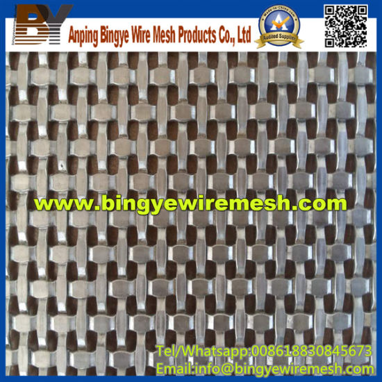 Stainless Steel Decorative Mesh Used for Store Fronts pictures & photos