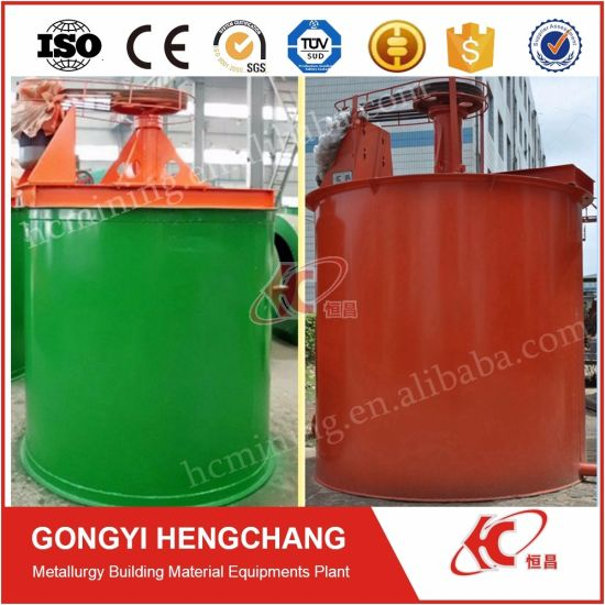 High Concentration Slurry Mixing Tank for Mixing Ores pictures & photos
