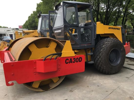 Used Dynapac Ca30 Road Roller 14 Ton Vibratory Compactor pictures & photos